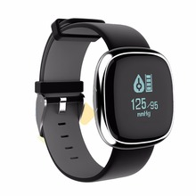 Buy New Bluetooth Smart Bracelet P2 Heart Rate Monitor SmartBand Blood Pressure Monitor Waterproof IP67 Wristband IOS Android for $28.02 in AliExpress store