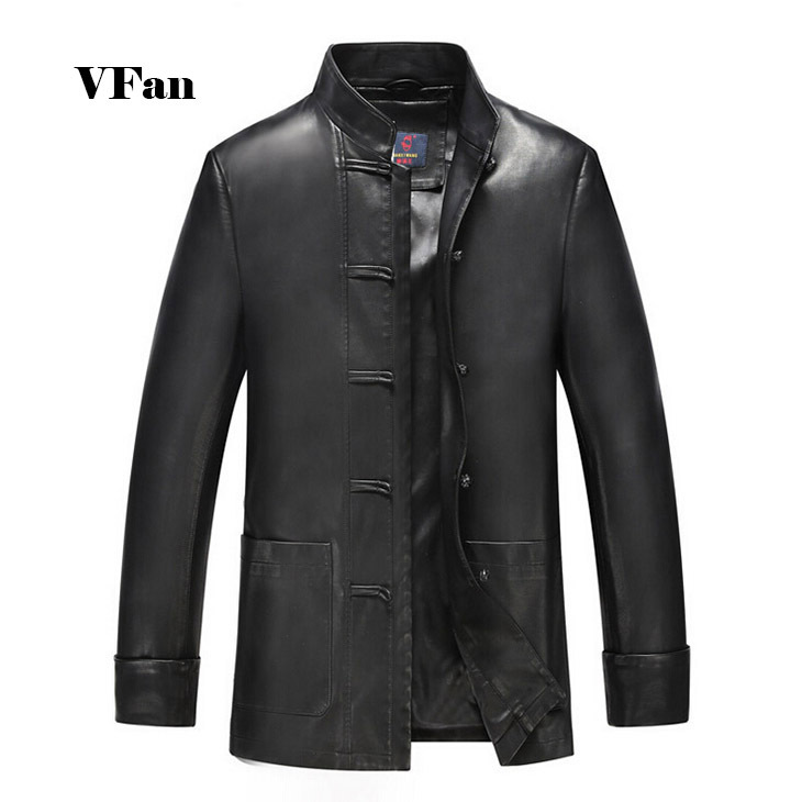 2015 New Autumn Motorcycle Genuine Leather Jacket Men Fashion Casual High Quality Slim Fit Jackets E1618(China (Mainland))