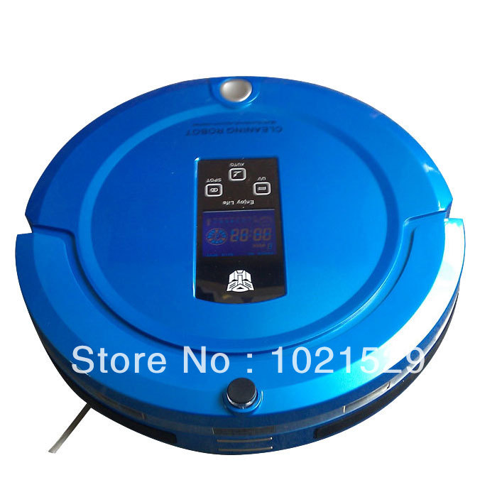 UV Sterilzier Robot Vacuum Cleaner Auto Rechargeable A325 Multifunctional Cleaning Sweeper(China (Mainland))
