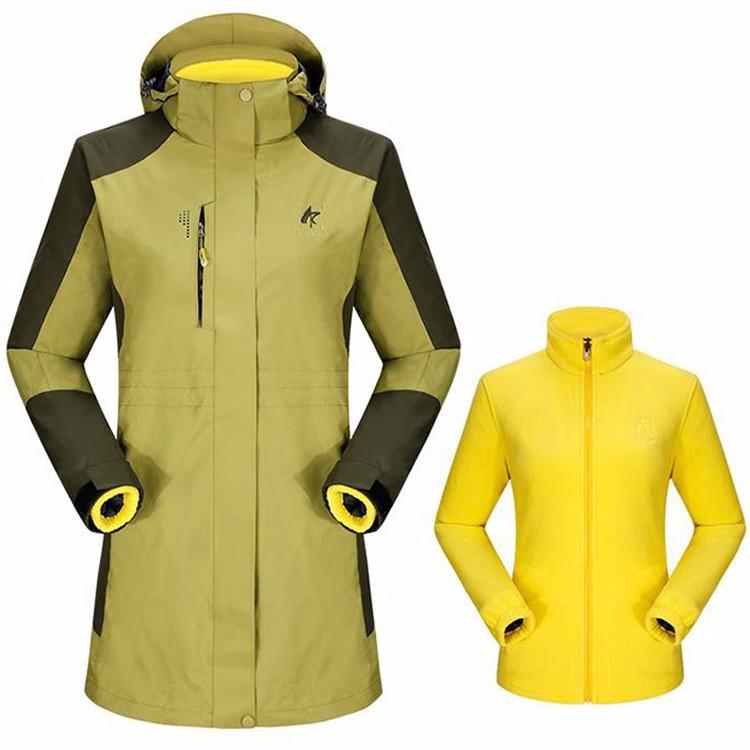 Women Winter Coat Long Sport 750