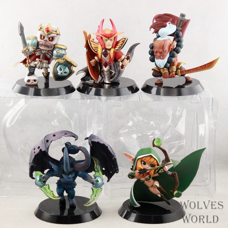 New Arrival Dota 2 Game TerrorBladverte TB SNK PVC Action Figure Toys Gifts(China (Mainland))