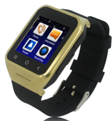 New products 2015 Android system 3G smart watch with BT4.0(China (Mainland))
