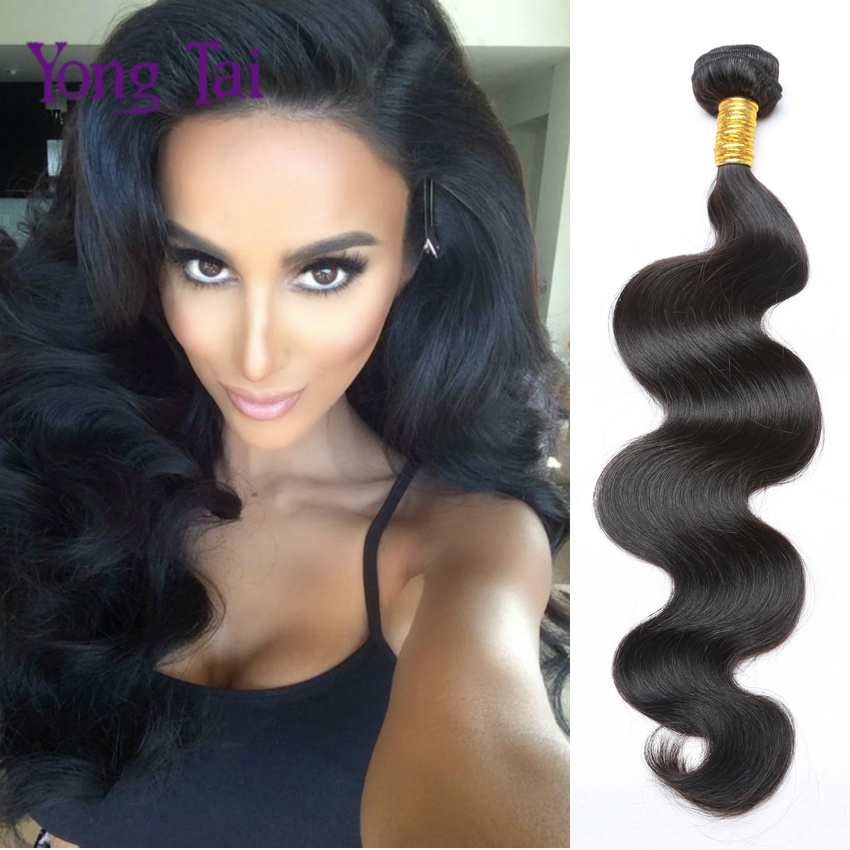 Panse Hair Body Wave 4 Bundles Body Wave 100% Human Hair Malaysian Body Wave Wavy Hair Supplier in Aliexpress Unprocessed Hair(China (Mainland))