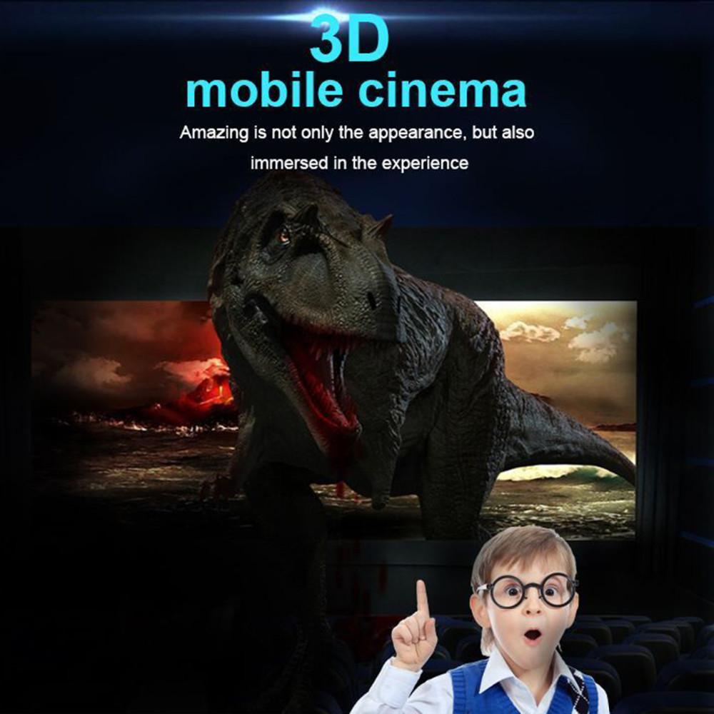 ถูก 3D 350องศาVRกล่องแว่นตาเสมือนจริงPersonallส่วนตัวCinemaภาพยนตร์เกมเต็ม1080จุดสนับสนุนบัตรTFสร้างขึ้นในแบตเตอรี่