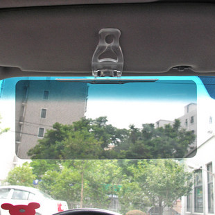 car sun visor extension uv protection sunshade visor auto interior mirror accessories retail. Black Bedroom Furniture Sets. Home Design Ideas