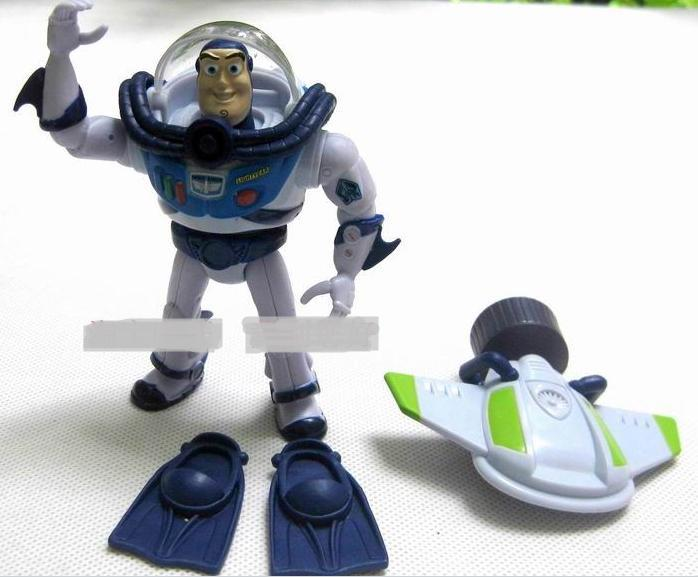 Buzz Lightyear Woody inspector Action Figures Toy Slinky dog spring body Toys Kid's Gift - ShenZhen LD-GIFT Technology Co., Ltd. store