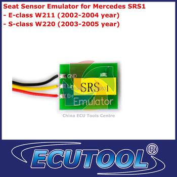 Wholesale Promotion Seat Sensor Emulator for Mercedes-Benz SRS1 E W211 S W220