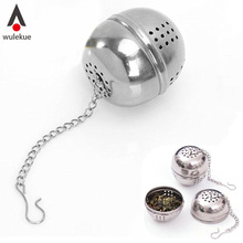 Buy Tea Strainers Green Tea Balls Infusers Steeper Filters High Tea Party Coffee Tools Kitchen Cooking Accessories Supplies Products for $1.10 in AliExpress store