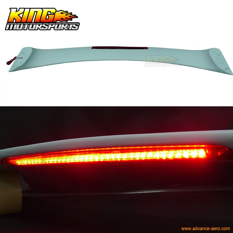 "18/"" 3 Holes Spoiler Light LED 3rd Brake Light"