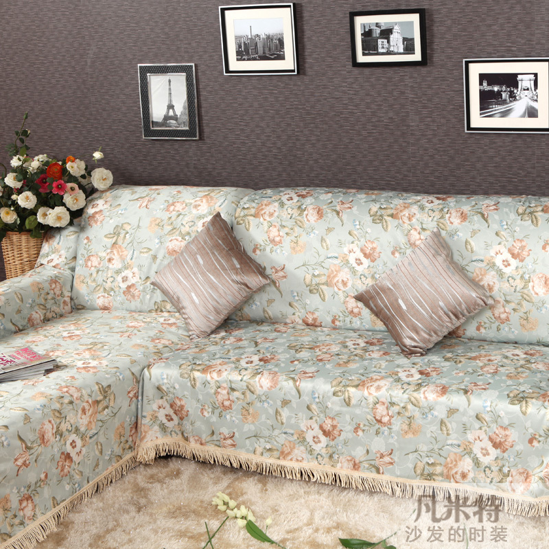 Furniture Dust Cover Fabric: Fashion Leather Sofa Set Sofa Cover Whole Customize Sofa