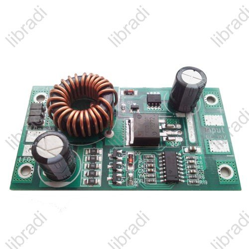 1pcs 20W 15-18V 1200mA high Power LED constant current driver DC 12V IN(Hong Kong)