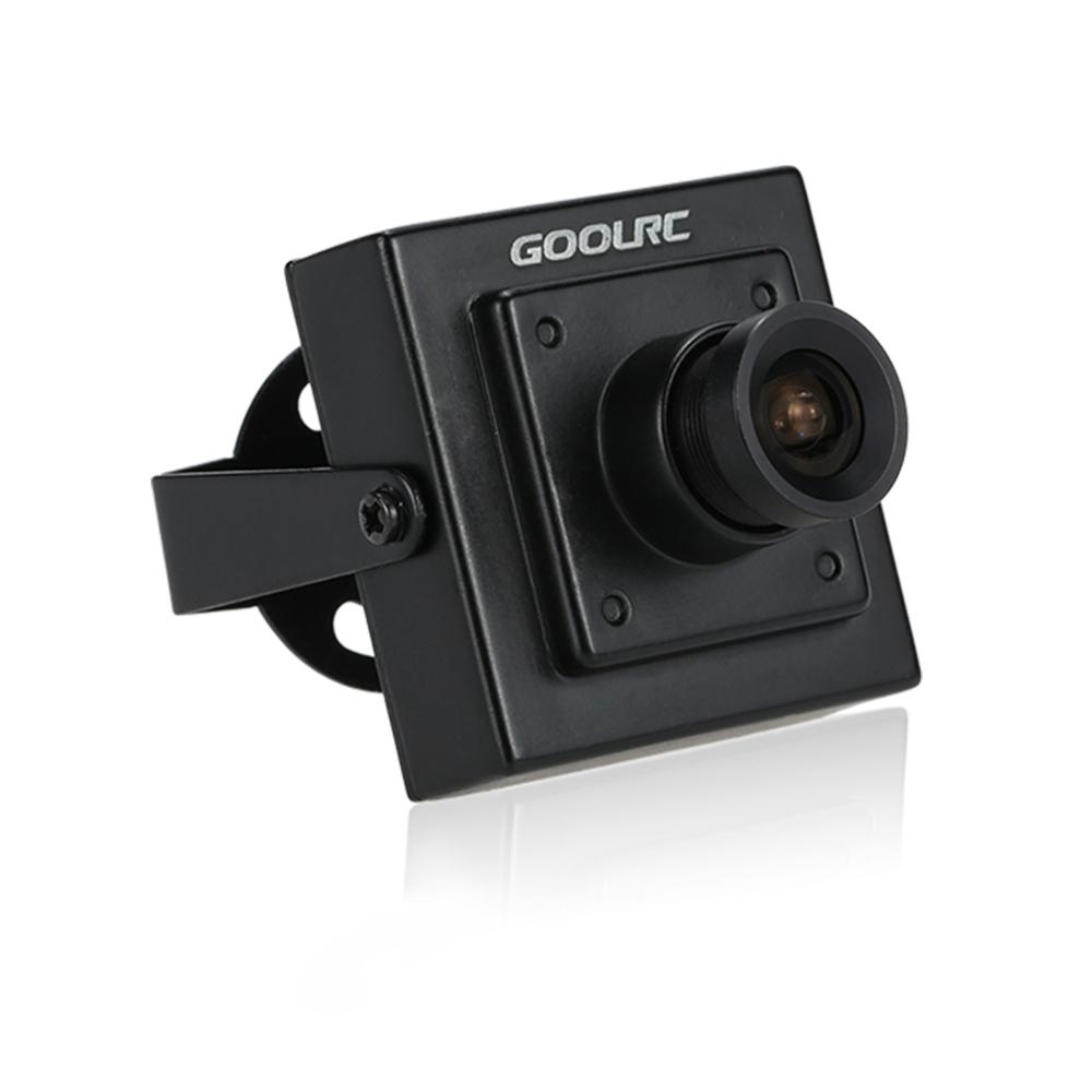 "Original GoolRC 1/3"" 700TVL 3.6mm Mini CCD Camera NTSC for CCTV Security Video FPV Color Camera Aerial Photography Parts(China (Mainland))"