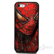 For iphone 4/4s 5/5s 5c SE 6/6s plus ipod touch 4/5/6 back skins mobile cellphone cases cover NEW AMAZING SPIDERMAN