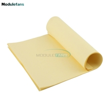 Hot Free shipping 10PCS A4 Toner Heat Transfer Paper For DIY PCB Electronic Prototype Mark(China (Mainland))