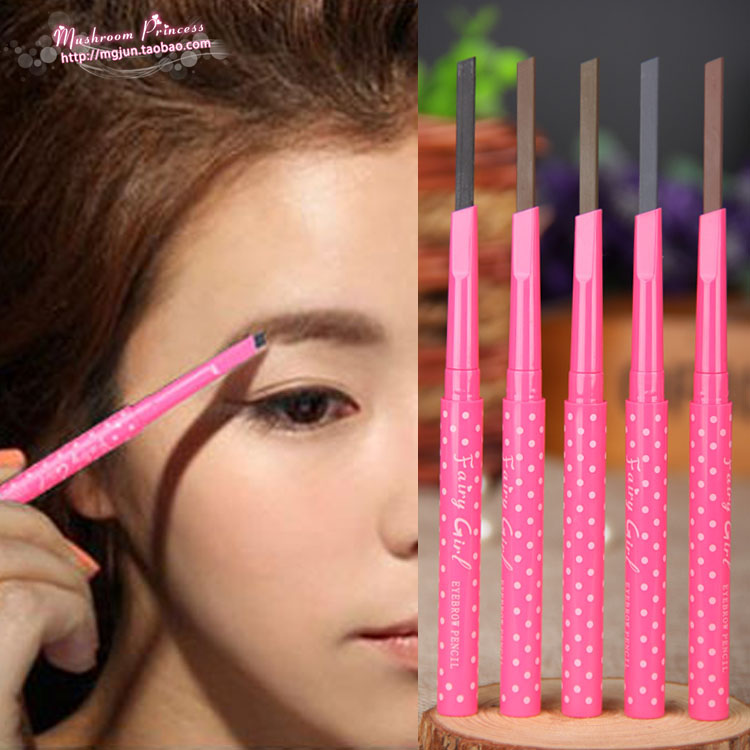 Brand makeup eyebrow automatic pencil 5 style paint cosmetics brow eye liner tools - Fashion &Shoes&Fitting Co.,LTD store