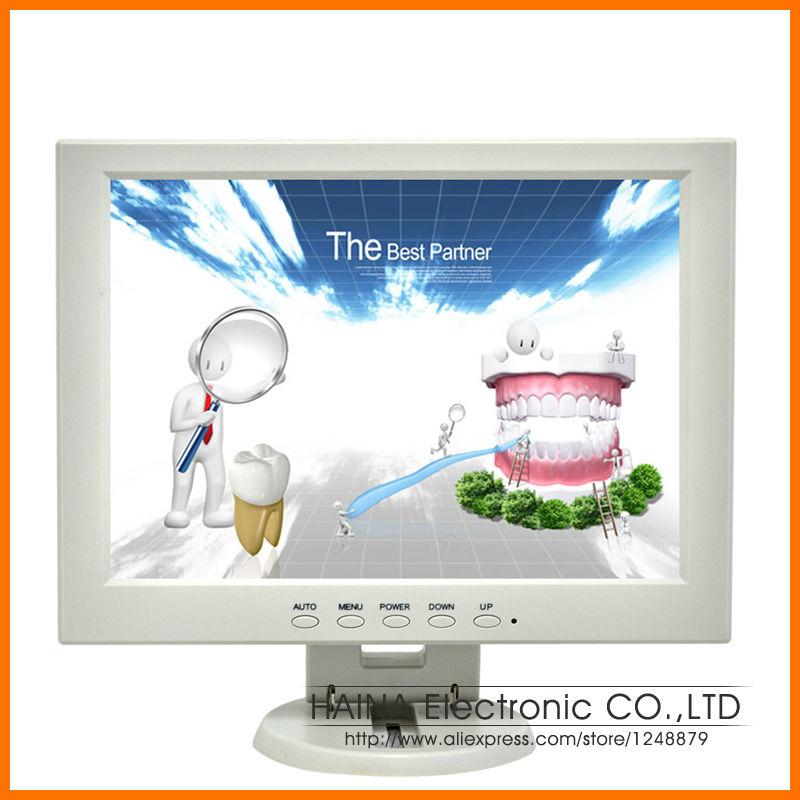 TFT 4:3 10 Inch Lcd Monitor PC 10.4 Inch Computer Monitor Vga 800*600 Desktop Pc Monitor(China (Mainland))