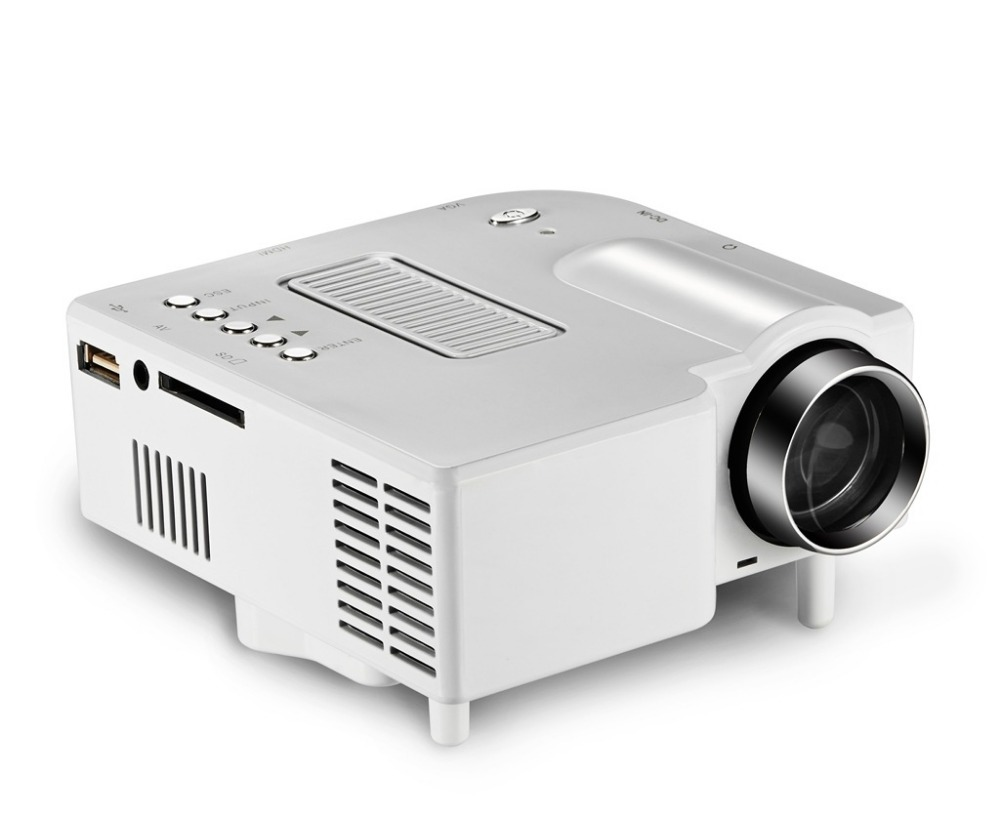 2015 new led projectors portable hd mini projector for Best mini projector 2015