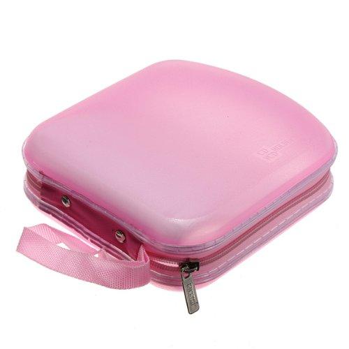 40 Disc CD DVD VCD Storage Media Case Hard Box Wallet Carry Bag<br><br>Aliexpress