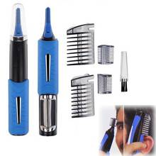 Micro Personal Nose Ear Neck Hair Touch Trimmer Shaver Grooming Remover Kit Health Care #82826 (China (Mainland))