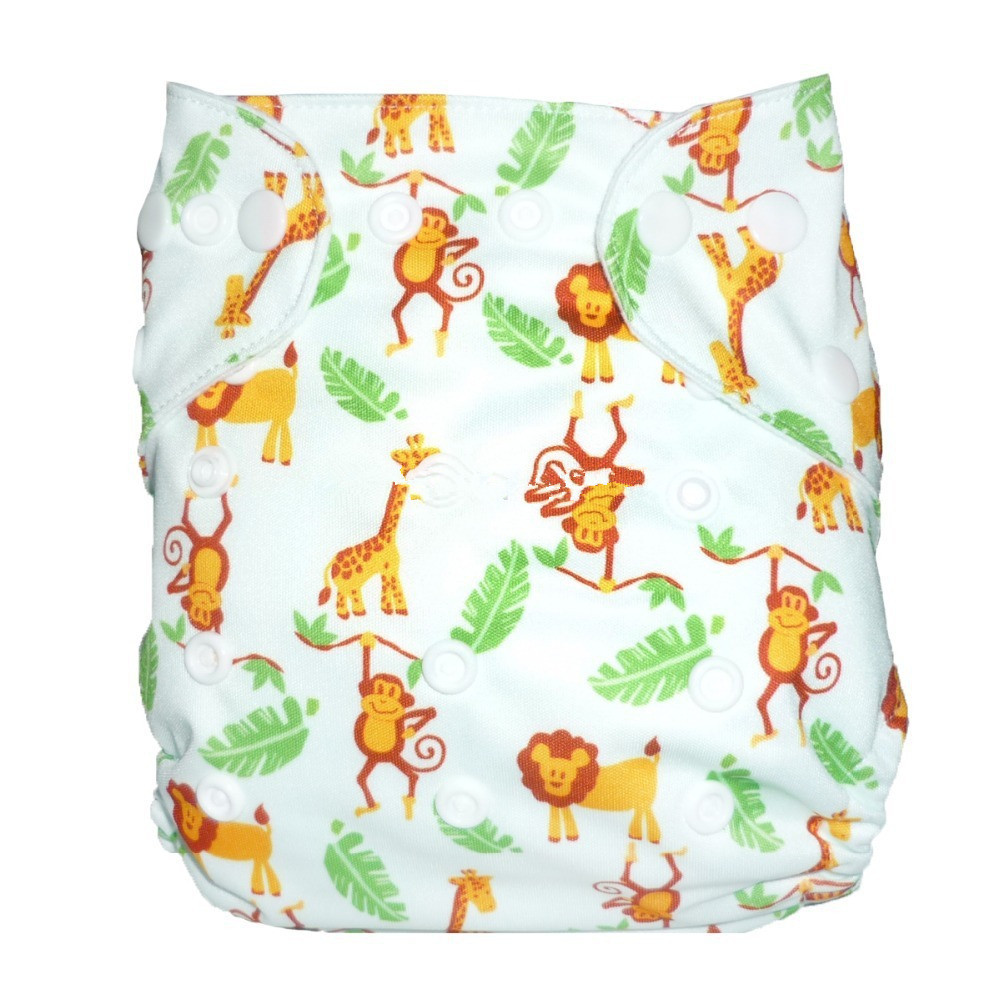 Wholesale modern cloth nappies 20pcs wholesale bambo diaper china famousdiaper supplies top quality baby nappies(China (Mainland))
