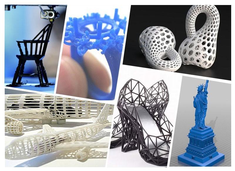 HICTOP Brand Prusa I3 Acrylic Frame DIY 3D printer with big print size 270x210x200mm 3dp-08-bk