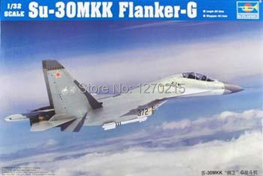 Trumpeter 1/32 02271 Sukhoi Su-30MKK Flanker G<br><br>Aliexpress