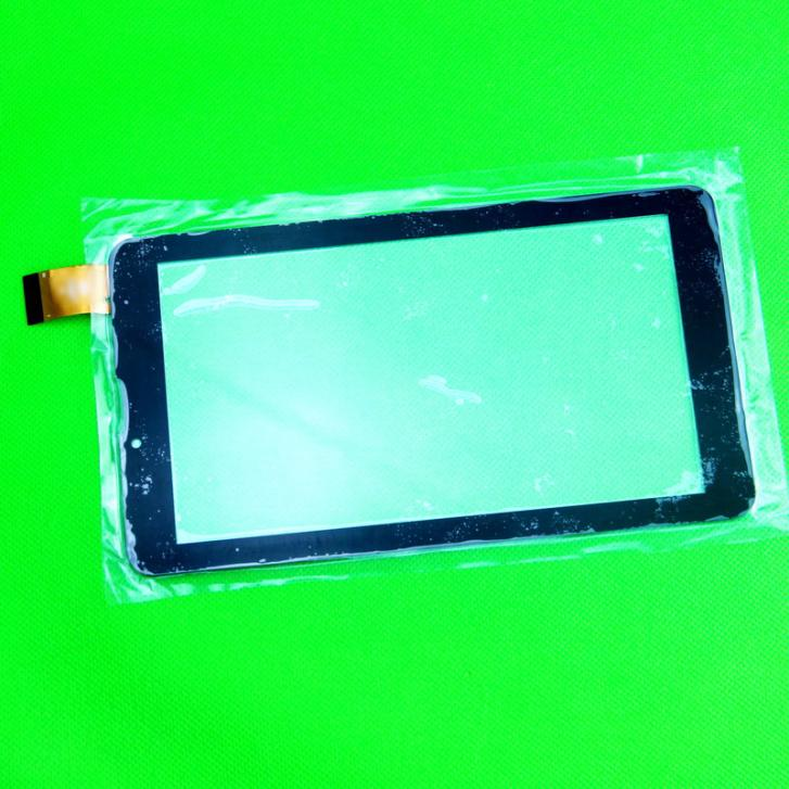 """New Replacement 7"""" Inch Touch Screen Digitizer Panel ZJ-70053E FM707101KD Black(China (Mainland))"""