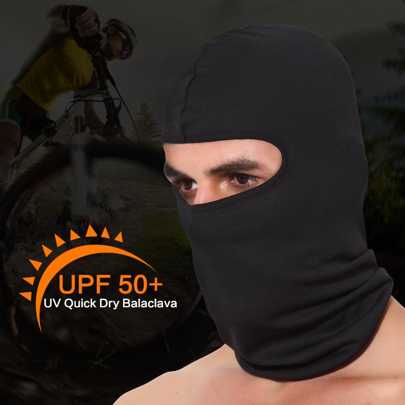 Balaclava Sports Face Mask [6 in 1] For Skiing, Hiking, Cycling, Motorcycling, Snowboarding,Outdoor Hood Neck Warmer,Fishing(China (Mainland))