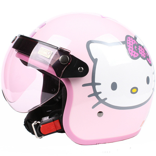 Hello Kitty Ski Helmet Helmets,pink Hello Kitty