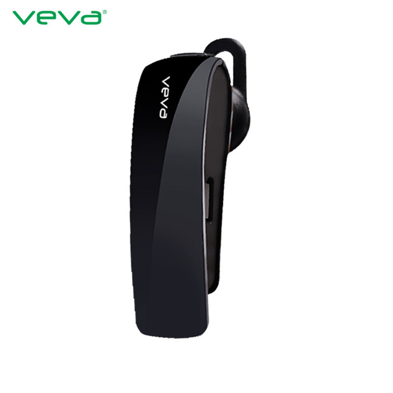 VEVA Mini Earhook Wireless 4.0 Bluetooth Music Driving Headphone For iPhone Samsung LG Sony Media Player Phone Earphone Mic Hot(China (Mainland))