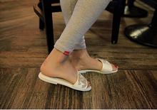 korean summer style sandals new flip flops women white platform sandals gladiator sandals women flats shoes wedge jelly shoes