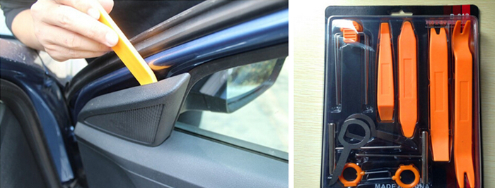 car repair disassembly tool interior car tools equipment door panels audio car repair tools for. Black Bedroom Furniture Sets. Home Design Ideas