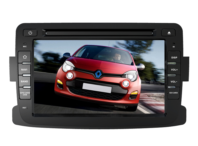 Free Shipping 1024*600 Quad Core Android 5.1 Car Radio Dvd Player For Renault Duster dvd Radio With GPS Navigation TV BT Radio(China (Mainland))