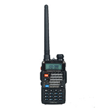 Baofeng UV-5RE Plus Walkie Talkie Dual Band Two Way Radio Pofung UV 5RE 5W 128CH UHF VHF FM VOX Dual Display radio comunicador