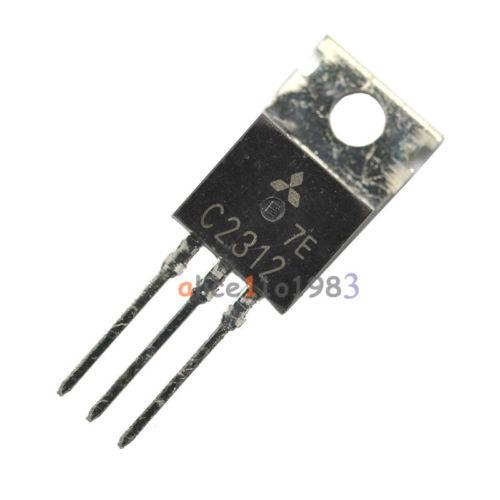 NPN SC2312 2SC2312 HF/VHF Transistor MITSUBISHI TO-220(China (Mainland))