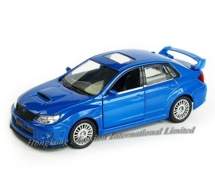 136 Car Model For SUBARU Impreza WRX STI (5)