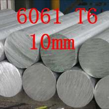 10mm Diameter 6061 T6 AL Aluminium bar Solid ALUMINIUM Round Bar - Authentic Stainless Steel Online Shop store