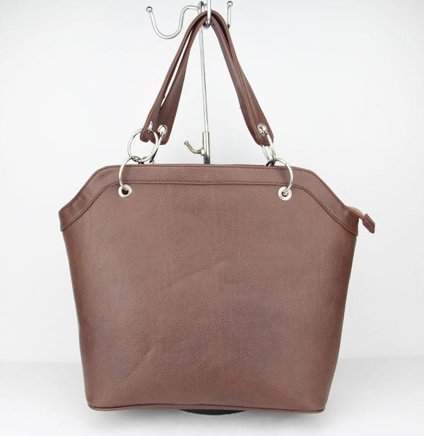 2015 Women messenger bag Women's fashion leather handbags designer Brand lady shoulder H076 lightbrown - Dekay Group's store
