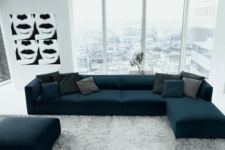 Woonkamer ontwerpen ikea : Aliexpress com Koop Woonkamer sofa ikea ...