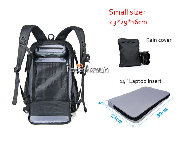 Professional Camera Backpack Bag NG--4