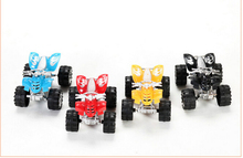 1pcs 2016 Best Individuality present Gift  Plastic Cute Toy Cars for Child hot wheels Mini Car Model Kids Toys for Boys Juguetes