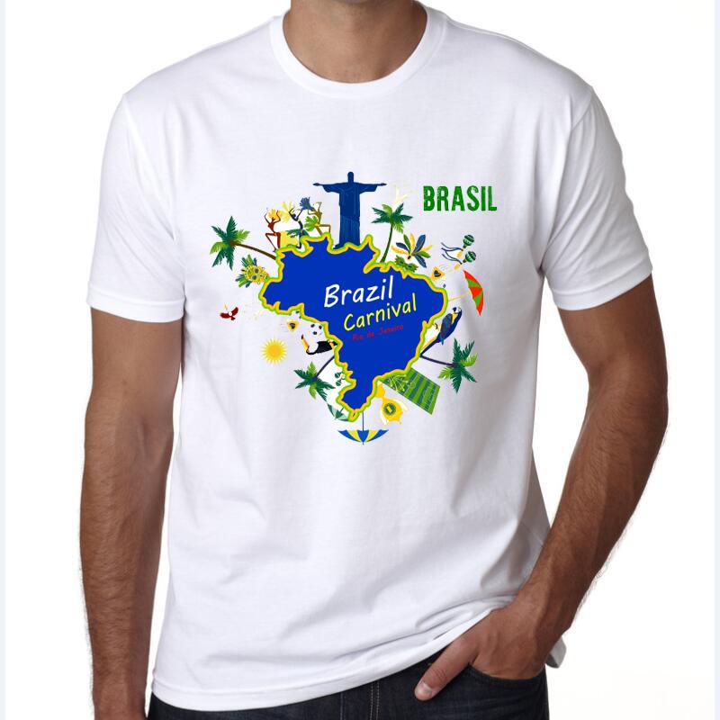 T shirt brasil reviews online shopping t shirt brasil for Best quality shirts to print on