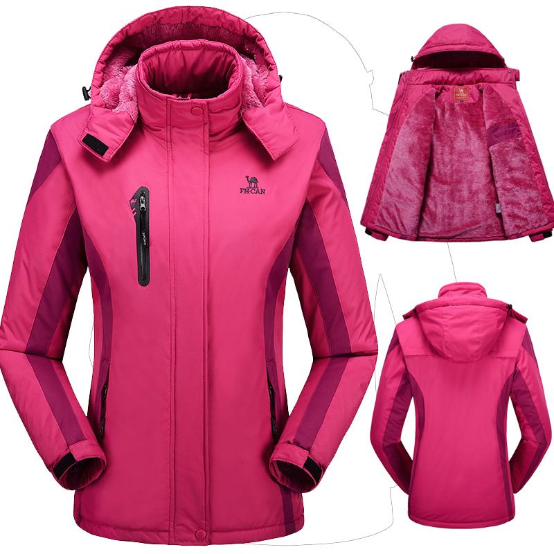 Winter women jacket thermal men coat for women's fashion jaqueta down Outerwear tourism jackets Waterproof Windproof couples(China (Mainland))