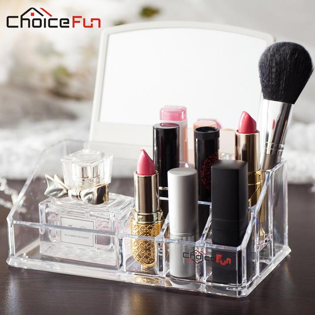 Acheter choix amusant acrylique maquillage - Rangement maquillage en acrylique ...