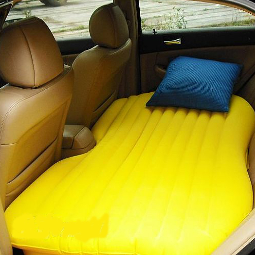 Inflating Car Car Travel Inflatable Mattress
