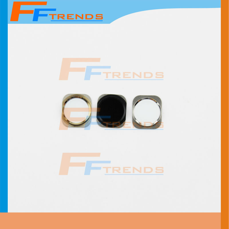 iPhone 5S Home Button Black White Gold Low Price 100% Test Replacement Parts - Shenzhen FFtrends Technology Co., LTD store