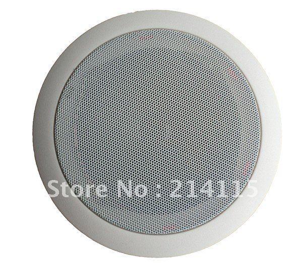 Home Ceiling Speaker Mini In Wall Speakers 6 Pa Wall