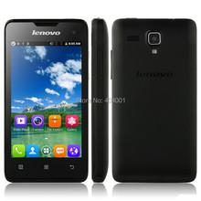 Original Lenovo A396 3G 4.0'' Smart phone SC7730 Quad-Core 1.2GHz Android 2.3 256MB RAM WIFI Bluetooth Russian Language W(China (Mainland))