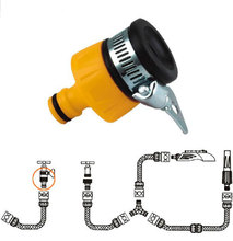 Large water pipe daye connector universal joint car wash water gun dy8032 Nozzle connector(China (Mainland))