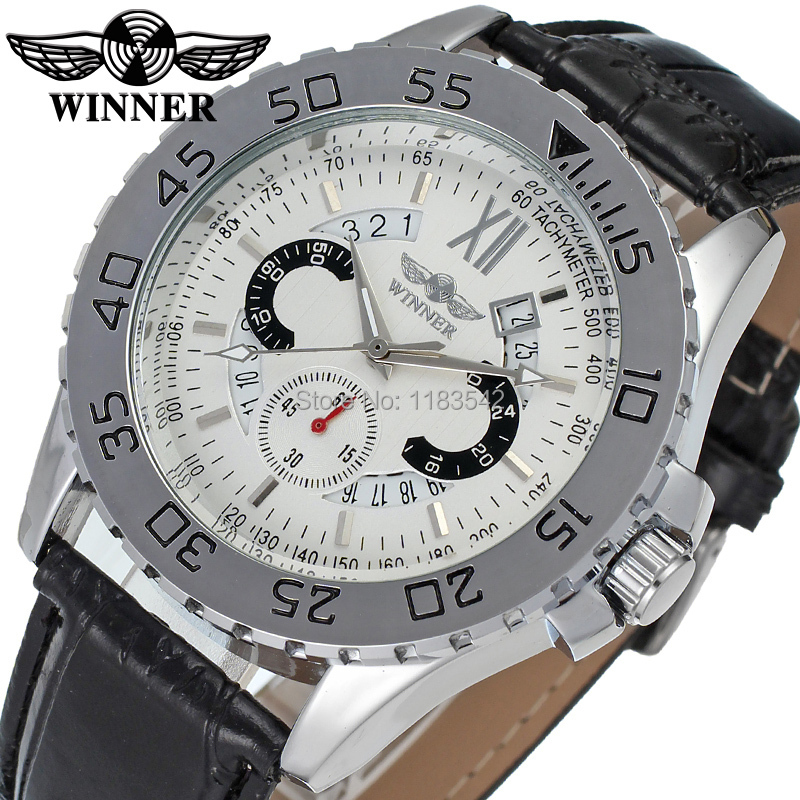 Newest Sport Watches Men Top Quality  Automatic Men Watch  Free Shipping WRG8064M3S2<br><br>Aliexpress